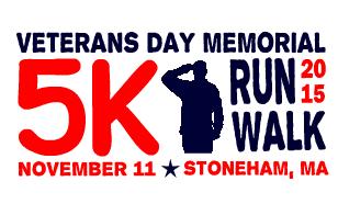 RaceWire | Veterans Day Memorial 5K Run/Walk