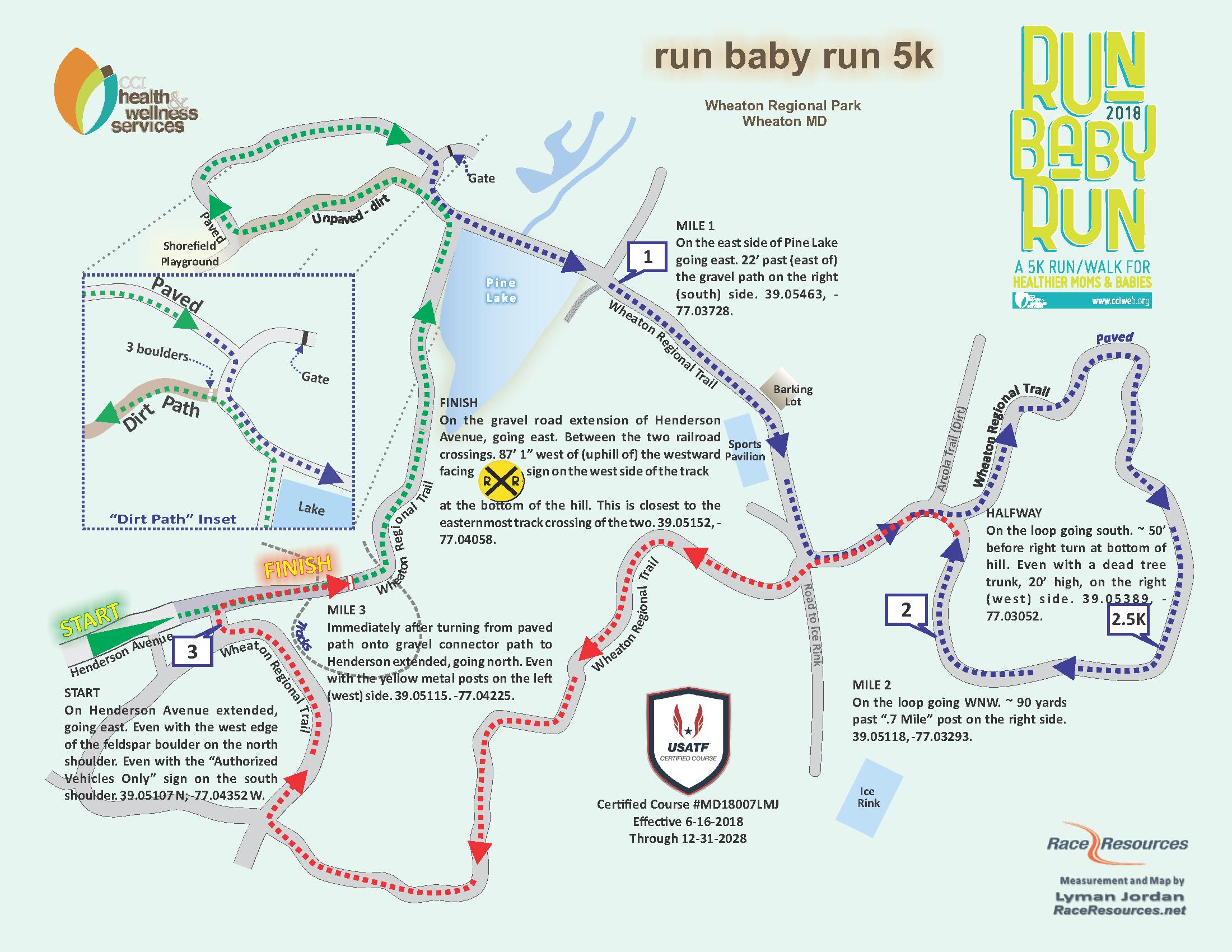 Racewire Run Baby Run 5k
